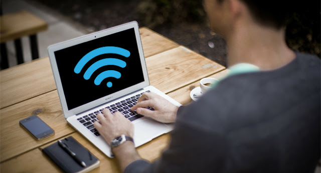 how to know connected wifi