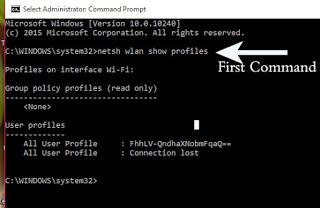 wifi password forgot windows 10 | how to find wifi password on lenovo laptop