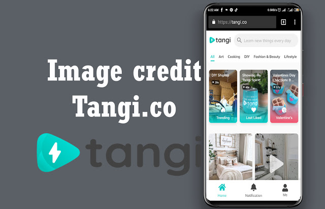 tangi app for android