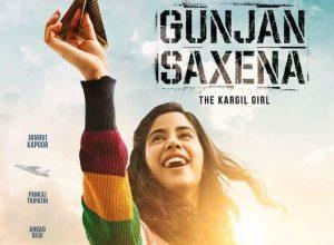 gunjan saxena movie | gunjan saxena release date