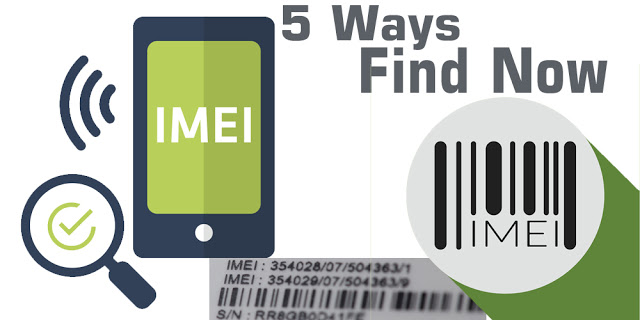 how to find imei number on phone