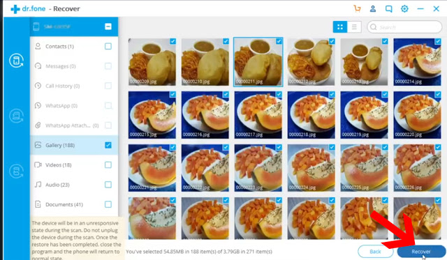 How to recover deleted photos | how to retrieve deleted photos