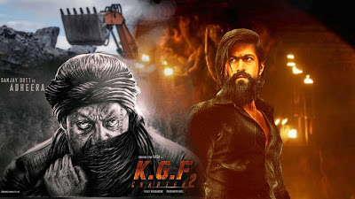 kgf chapter 2 | kgf poster