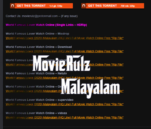 Movierulz Malayalam movies download | movierulz malayalam movies 2019