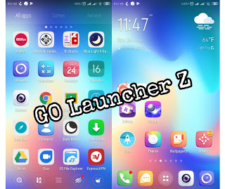 top android launchers