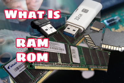 what is ram or rom
